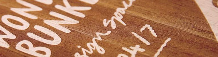 Laser cutting premium Mahogany Plywood