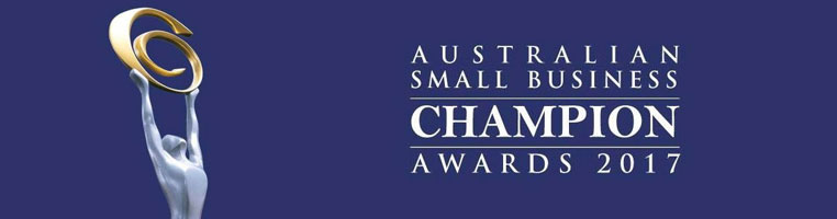 Small business champions 2017